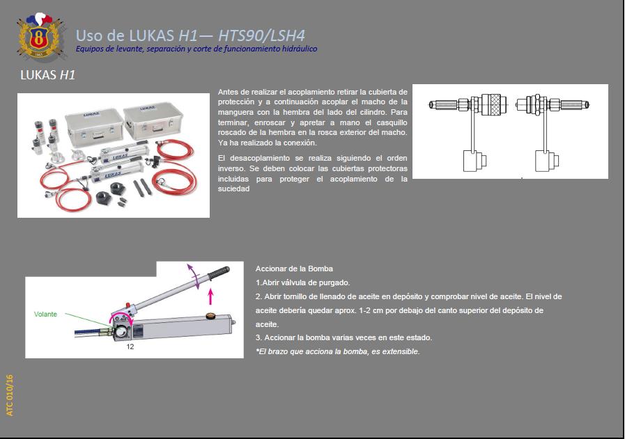 ATC 010 16 Uso de Lukas H1 HTS90LSH4