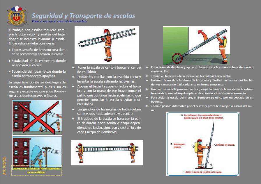 ATC 026 16 Seguridad y Transporte de Escalas
