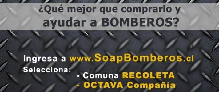 Ayuda a Bomberos con tu SOAP