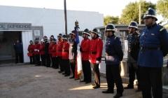 Romería Mártires 1ª Cía. de Bomberos de Melipilla